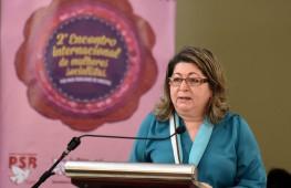 Dora Pires, secretária-geral da CSL-MGI