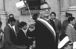 Allende e seu governo tornaram-se um símbolo da resistência socialista em todo o mundo. Foto: Reuters