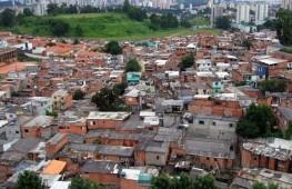 Favela Jaqueline, na Vila Sônia, em São Paulo. Foto: WikiCommons / Dornicke
