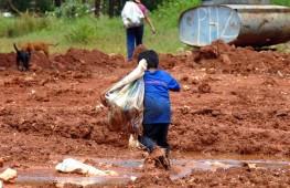 O trabalho infantil atinge cerca de 3,3 milhões de crianças entre 5 e 17 anos em todo o Brasil, segundo dados de 2014 do Instituto Brasileiro de Geografia e Estatística (IBGE). Foto: EBC