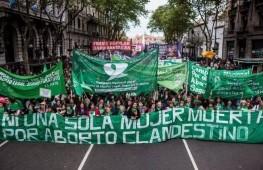 marcha argentina aborto