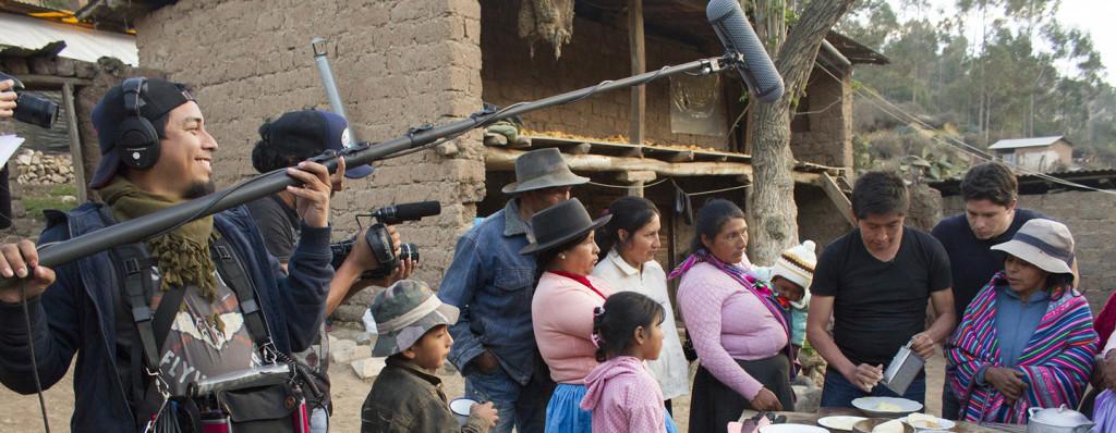Los chefs peruanos que participan en 'Cocina con Causa' trabajan con comunidades de todo el país para crear recetas nutritivas.
