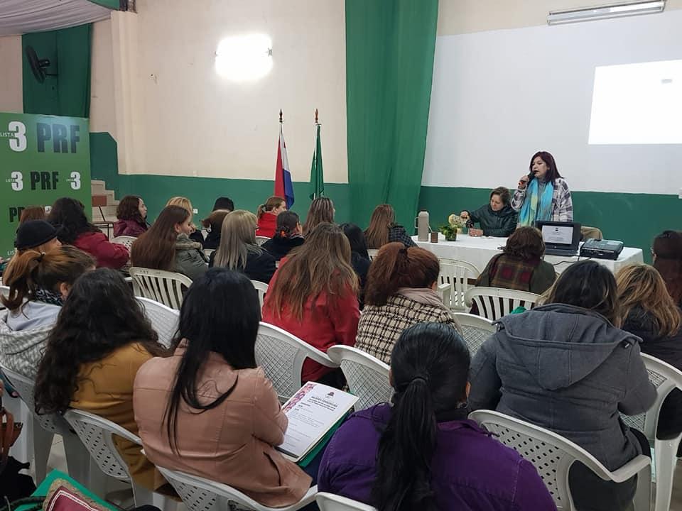 Coordinadora Nacional de Mujeres Febreristas1
