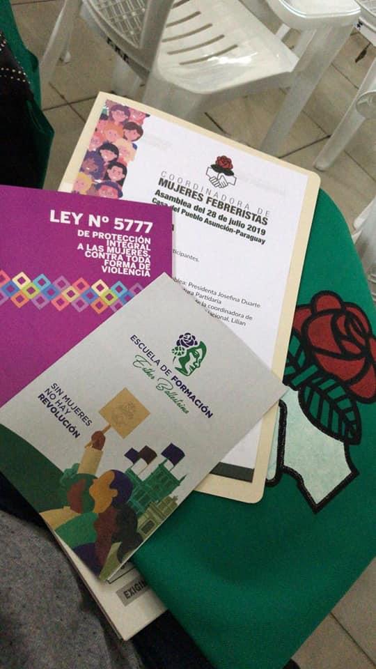 Coordinadora Nacional de Mujeres Febreristas5