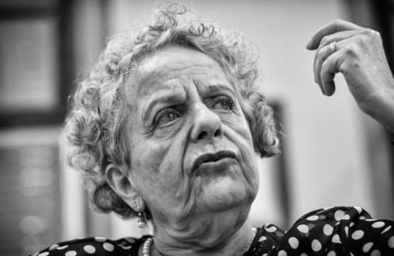 A ministra-chefe da Secretaria Especial de Política para as Mulheres de Dilma Rousseff, Eleonora Menicucci, em entrevista ao Porem.net. Foto: Gibran Mendes