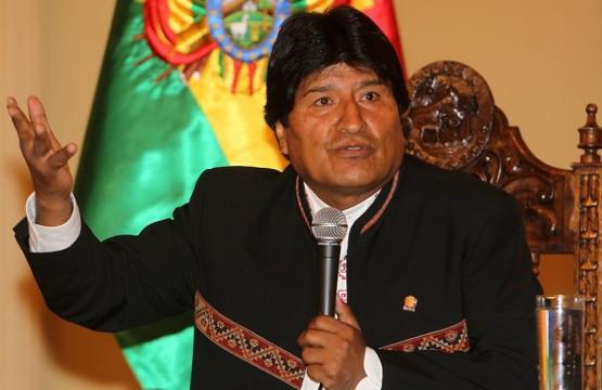 Evo Morales_Foto EFE