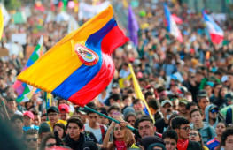 Huelga Colombia2