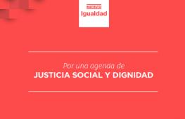 Instituto Igualdad_Por una agenda de Justicia Social Y Dignidad