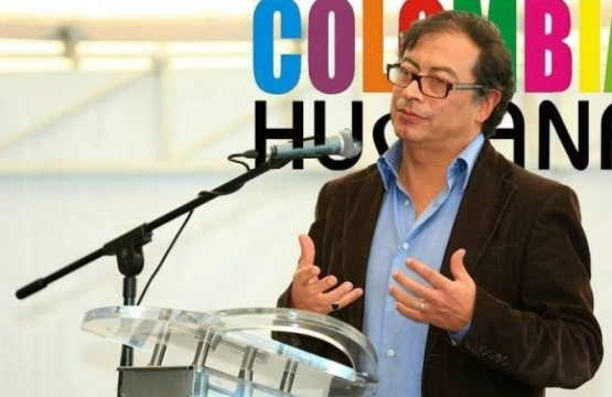 Gustavo Petro de Colombia Humana