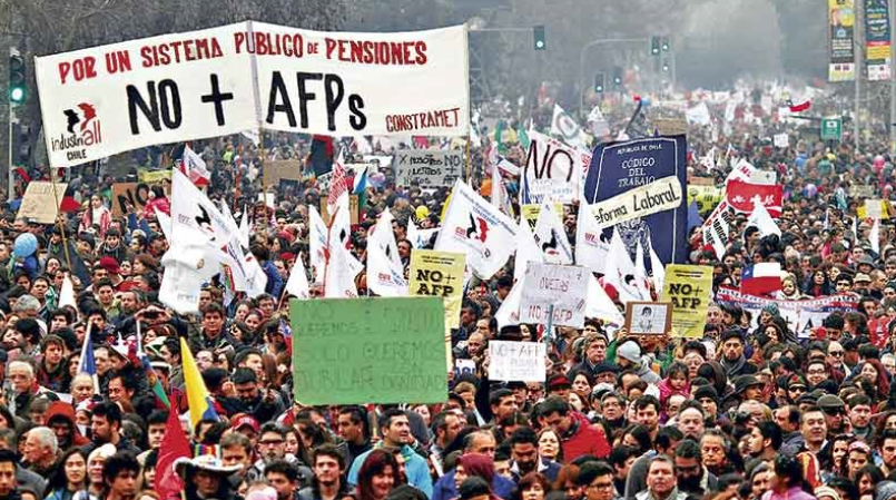no afps chile