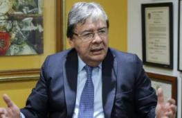 ministro defensa colombia